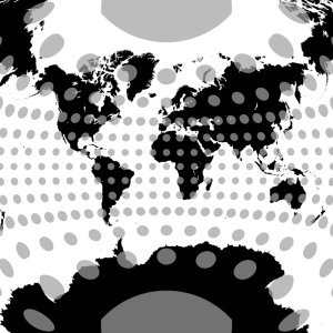 The Van der Grinten  Projection